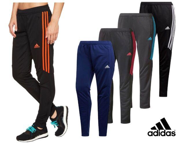 Método Río arriba siguiente  adidas Women Athletic Apparel Condivo 16 Training Pants Dark Gray XS for  sale online | eBay