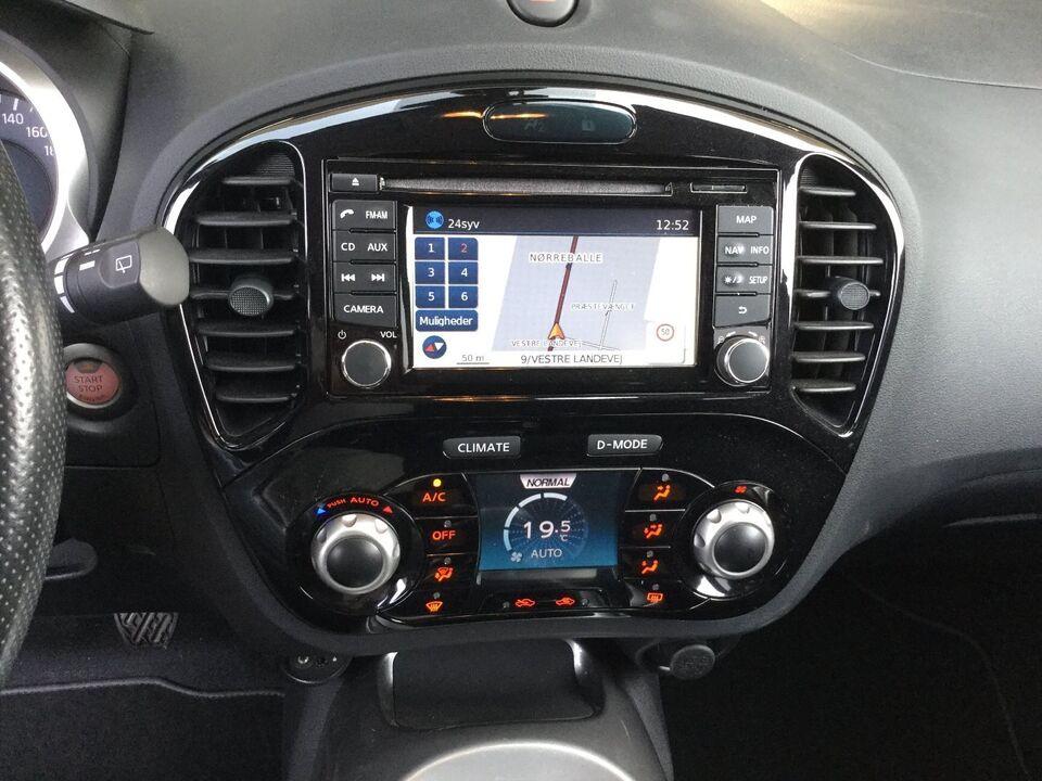 Nissan Juke 1,5 dCi 110 Tekna Diesel modelår 2013 km 75000