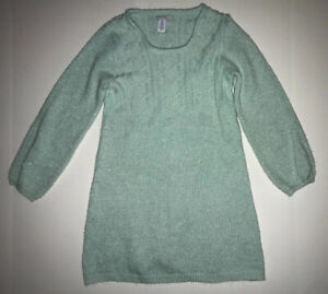 Disney Frozen Sparkly Tutu Dress  Ruffled Shimmer Blue//Grey  Size 6//6x