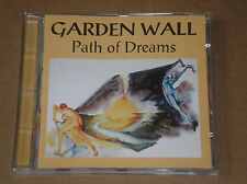 GARDEN WALL - PATH OF DREAMS - CD COME NUOVO (MINT)
