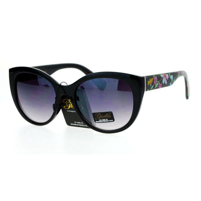 Womens Sunglasses Pyramid Studs Square Frame Drusy-Like Decor UV 400