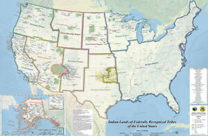 Indian-Lands-of-Federally-Recognized-Tribes-of-the-US-Map-Poster-Native-American