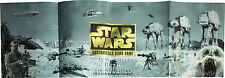 STAR WARS CCG - Hoth Promotional Card List Poster 27 x 84cm (Decipher) #NEW