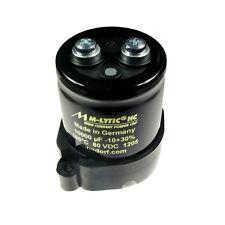Mundorf MLytic ® HC 10000uF 80V 105°C Kondensator Elko High Current 853577