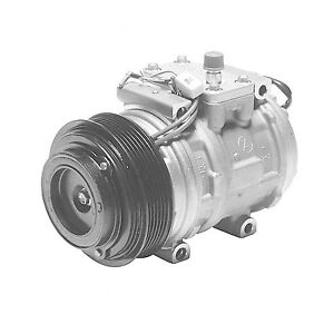 Denso 471-1010 New Compressor with Clutch