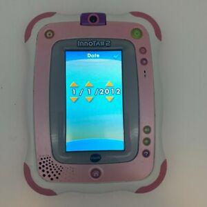 VTECH-Storio-2-Rose-enfants-jeux-educatifs-Console-Avec-Jeu