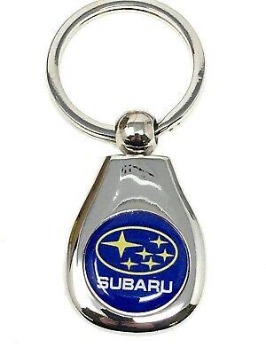 Subaru Technica International Key Tags KeyChain JDM STi EJ20 GDB Forester BRZ