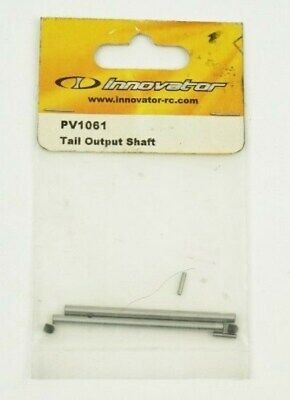 Bello Thunder Tiger Tail Output Shaft Pv1061 Innovatore-mostra Il Titolo Originale Forma Elegante