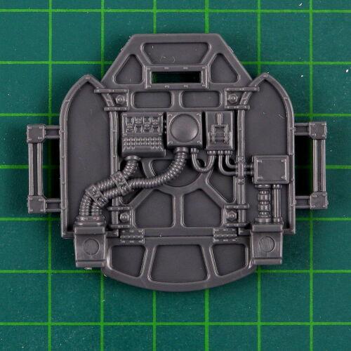Sector Mechanicus Ferratonic Furnace Schott Warhammer 40K Bitz 10010