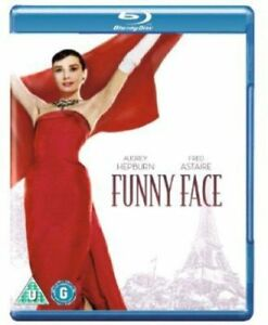Details about Funny Face [Blu-ray] [1957] [Region Free] [DVD][Region 2]