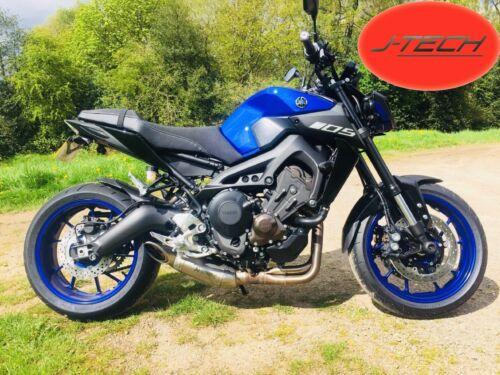 * Yamaha MT-09 Tail Tidy 2017 2018 2019 Under Seat Conversion MT09 FZ-09  ***