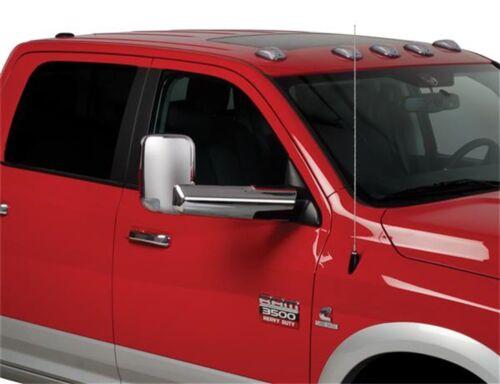 Putco 400500 Chrome Mirror Covers for 11-17 Dodge Ram