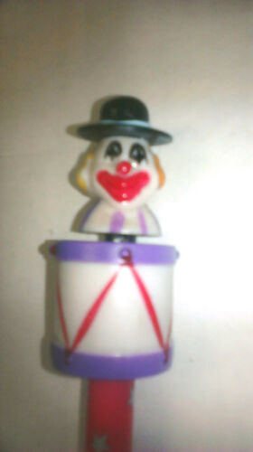 Vintage 1988 Jack in the Box Retractable Ink Pen Collectable