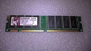 Memoria-SDRAM-Kingston-KVR133X64C3-256-256MB-PC133-133MHz-CL3-168-Pin