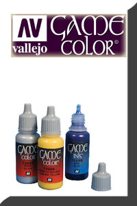 Game Color White Primer 72002 Acrylic Paint Vallejo Les Clients D'Abord