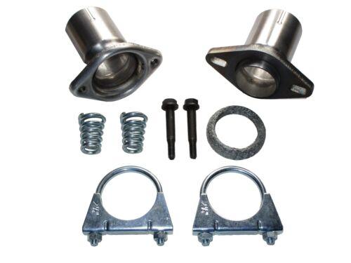 Auspuff Reparatursatz Kompensator Reparaturflansch passend für Opel Ford 60 mm