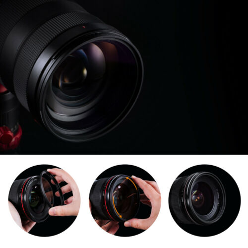 K/&F Concept 49mm HMC UV Digital HD Slim Protection Filter for Canon Nikon Sony
