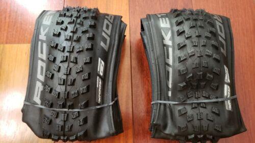 2 New Schwalbe Rocket Ron Tire 24x2.10  445g junior kids MTB mountain bike BMX