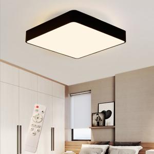 LED Deckenlampe 48W Dimmbar Deckenleuchte Wohnzimmer Flurlampe Beleuchtung A++