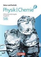 Schulbuch Physik/Chemie Cornelsen 5/6 Schuljahr NEU ISBN 978-3-06-014834-9 Aus.N