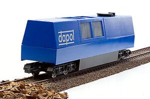 DAPOL-b802-h0-rails-Nettoyage-Voiture-rails-Aspirateur
