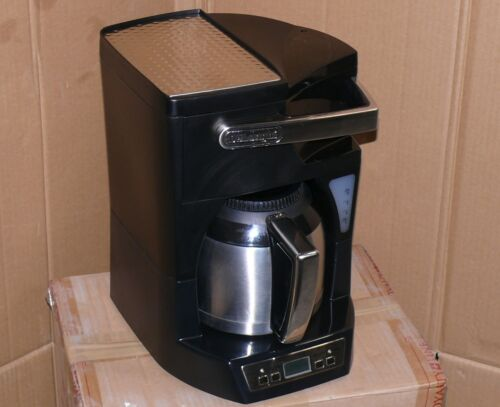 Delonghi ICM 40 T Kaffeemaschine Thermoskanne Tropf stopp Easy Warmhaltefunktion