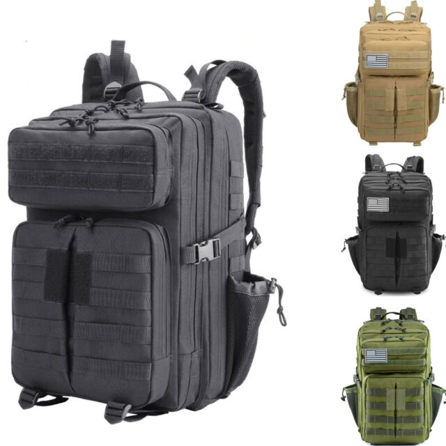 Defcon 5 Easy Pack Military Army Tactical Hiking Daysack Rucksack Bag 32L Green