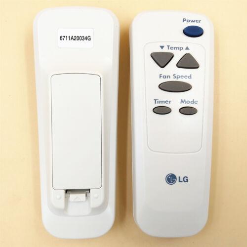 LG 6711A20034G Original Remote Control AGD08FA GL6000ER L1004R L1006R CL8000ER