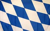 Bavaria Country 3' X 5' Polyester Banner Flag
