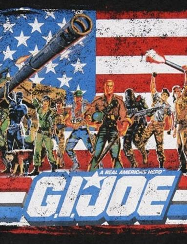 GI Joe Mens T Shirt vintage tee 6 different styles NEW