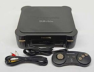 Panasonic-3DO-REAL-FZ-1-Console-System-Work-Japanese