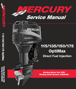 mercury 150 hp outboard motor manual