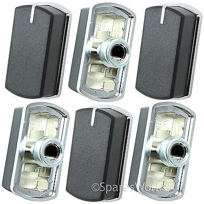BELLING BI60F BI60FP BI60M BI60MF BI70F BI90MF Oven Hob Switch Knob Silver Black