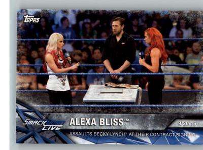 2017 WWE Women/'s Division #13 Alexa Bliss