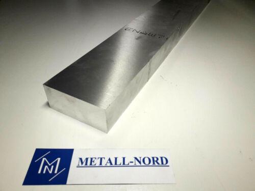 mm AW-7075 HOCHFEST AlZnMgCu1,5 Halbzeug Alu Block Aluminium Platte 258x28x12
