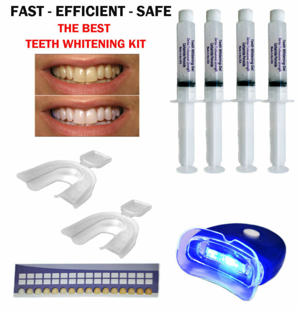 Dental 360 Advanced Teeth Whitening System Professional Home For
