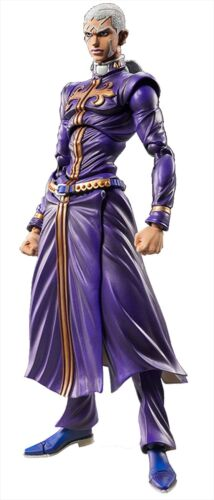 Medicos SAS JoJo/'s Bizarre Adventure Part.6 Enrico Pucci Action Figure