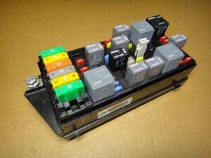 97-04 chevrolet corvette c5 interior fuse box 10316193 | ebay c5 fuse box #5