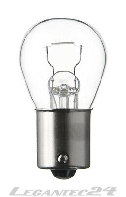 Glühlampe 12V 10W Ba15s Blister Glühbirne Lampe Birne 12Volt 10Watt neu