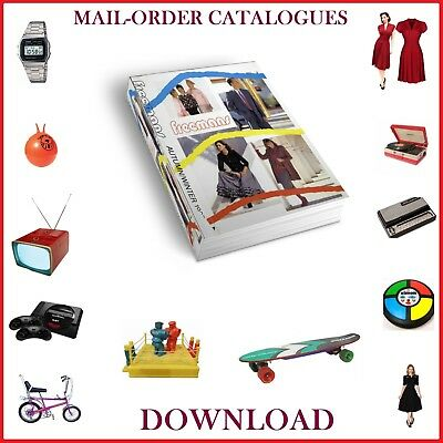 Other Office Equipment Ambitious 1980s Freemans Mail-order Catalogue Download Fashion Electrical Home Strong Packing