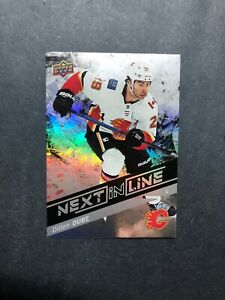 2018-19-UD-Upper-Deck-Overtime-Next-In-Line-NL-7-Dillon-Dube-RC-Rookie