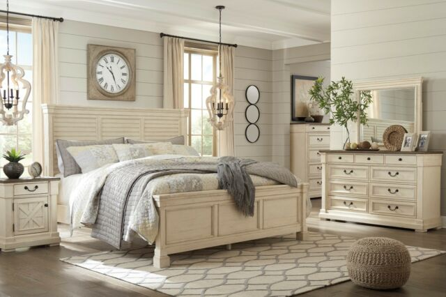 Ashley Furniture Bolanburg Queen 6, Queen Size Ashley Furniture Bedroom Sets
