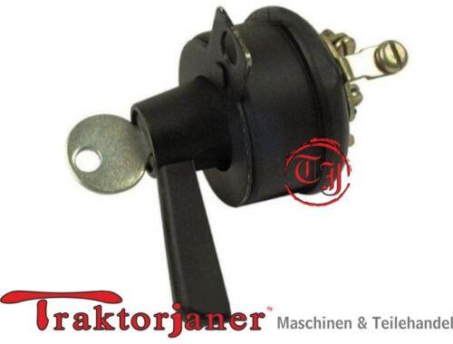 Startschalter Fordson Dexta OEM 957E11654 TJ A Licht