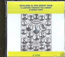 Rutland & La Gran Guerra Cd Rom