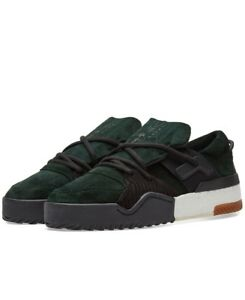 adidas Originals by by by ALEXANDER WANG AW BBall Dark Green eBay d14472