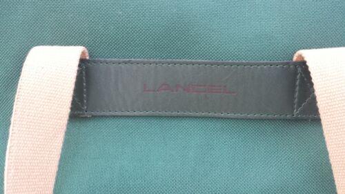 En Lancel Xl Sac Tissu De Voyage 6wFtxS