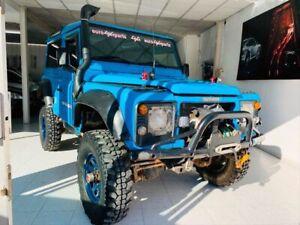 Tastefully upgraded 1993 Land Rover defender Bid on Ebay