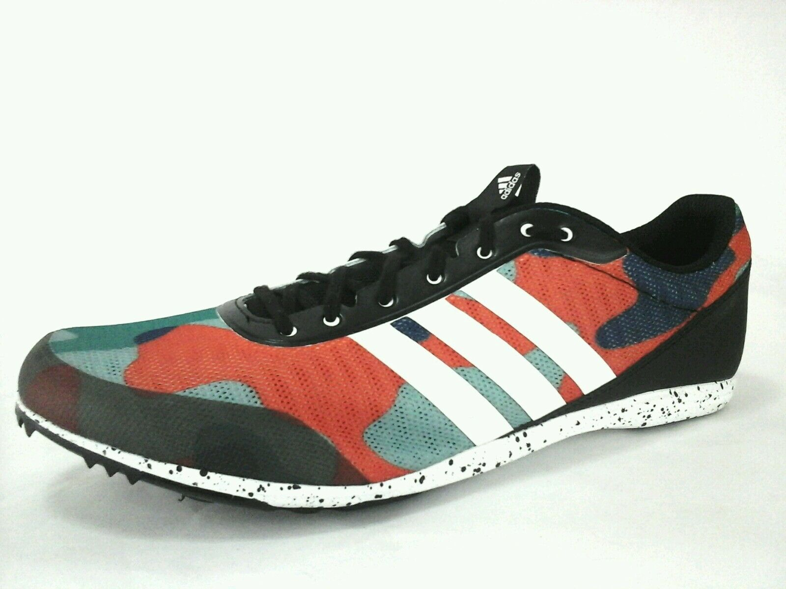 Adidas Mens Running Multicolor Camouflage shoes Cleats US 9.5 NWOB