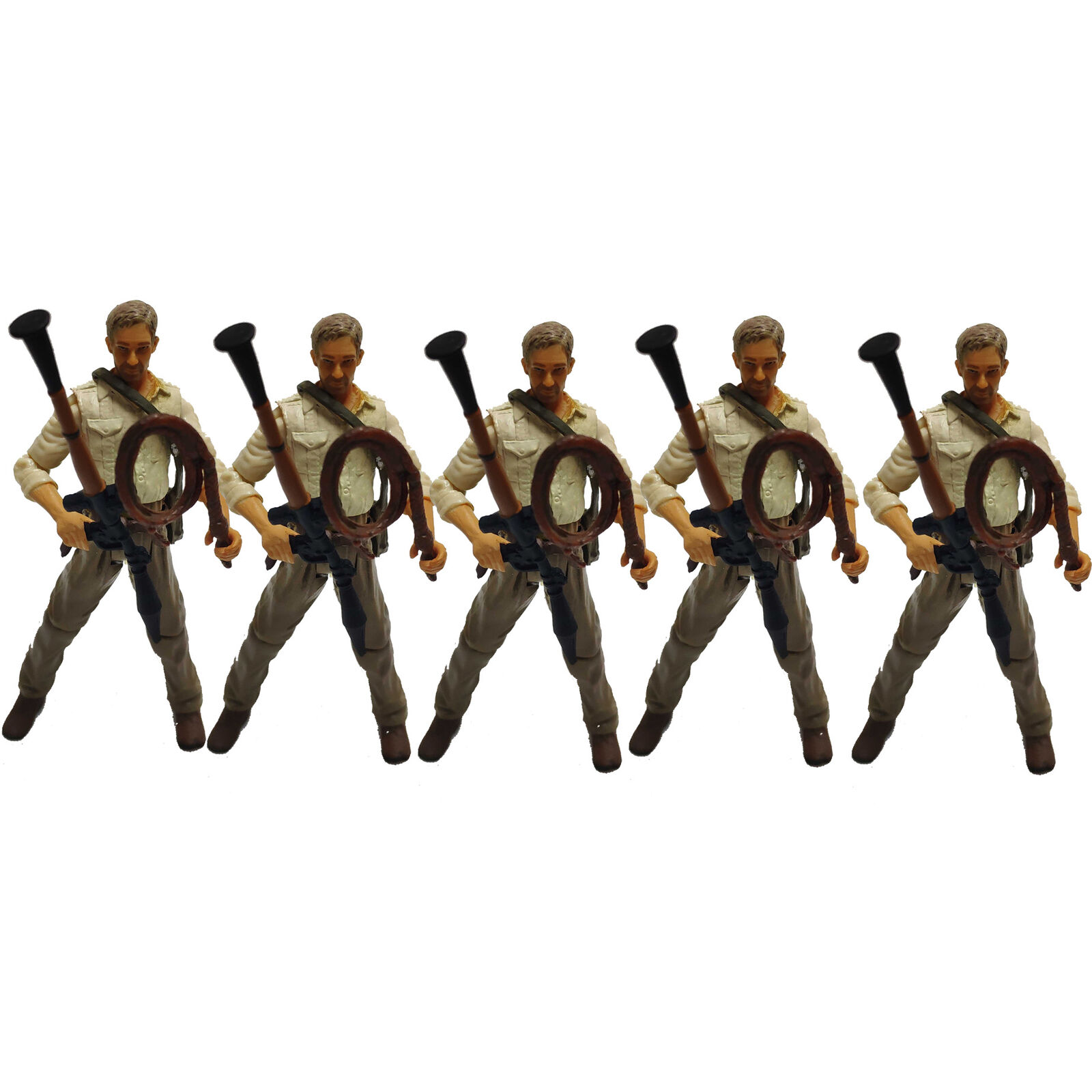 Lot of 50pcs INDIANA JONES RAIDERS OF LOST ARK ARK ARK + Gun Weapon Swing Accessories c02c71