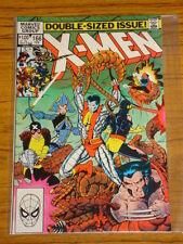 X-MEN UNCANNY #166 MARVEL COMICS DS PAUL SMITH ART FEBRUARY 1983